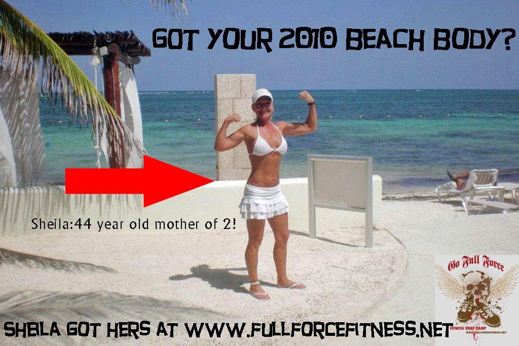 scott york fitness testimonial sheila